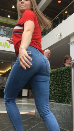 Small ass tight jeans