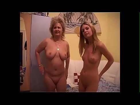Real mother and daughter fuck