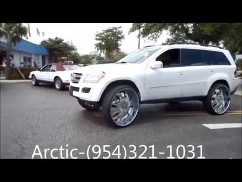 Benz truck on 30s