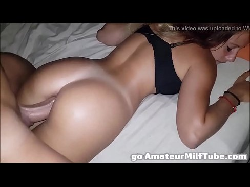 Fuck mom in the ass