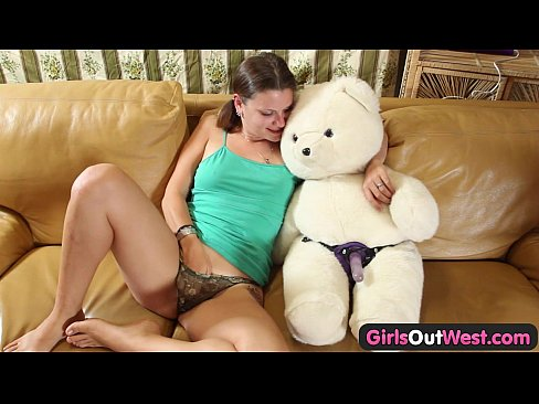 Girls have bear pussy